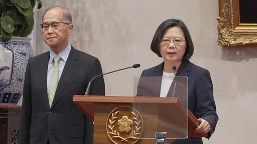動画:台湾、ソロモン諸島との断交を発表