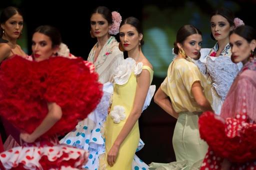 フラメンコ・ファッション国際展示会、スペイン・セビリアで開催