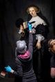 仏・オランダ共同購入のレンブラント絵画、修復終え公開へ