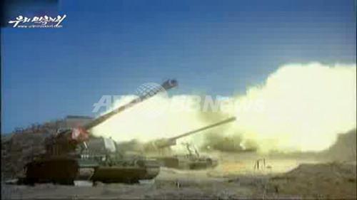 北朝鮮、「韓国侵攻作戦」描いた動画公開 「在韓米国人15万人を人質に」