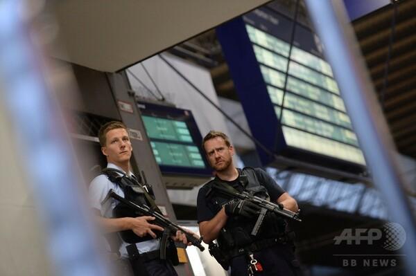 ミュンヘン乱射、ショッピングモールを襲ったパニック