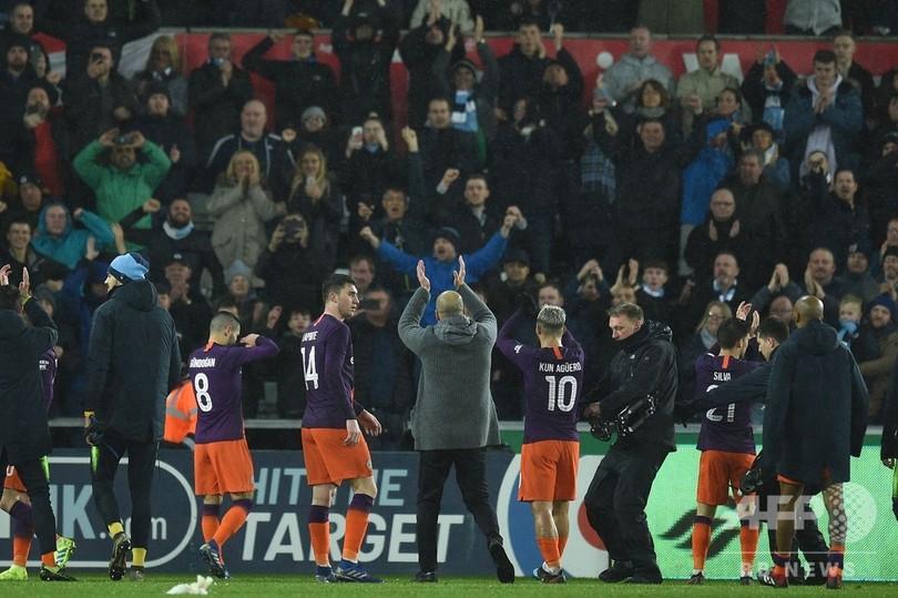 FA杯でマンチェスター勢に明暗 シティ逆転勝利、ユナイテッドは敗退