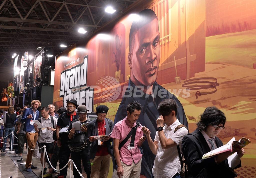 まるで別世界、日本のゲーム市場