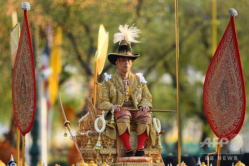 【記者コラム】不敬罪のある国、タイの戴冠式取材