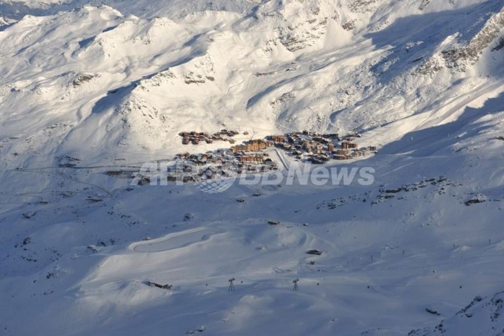 世界の一風変わったスキーリゾート