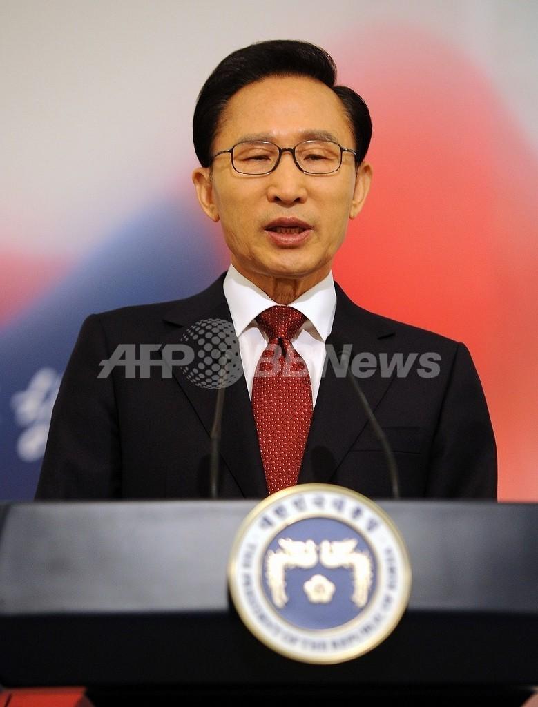 韓国大統領、国内の食料確保に新たな戦略を呼びかける