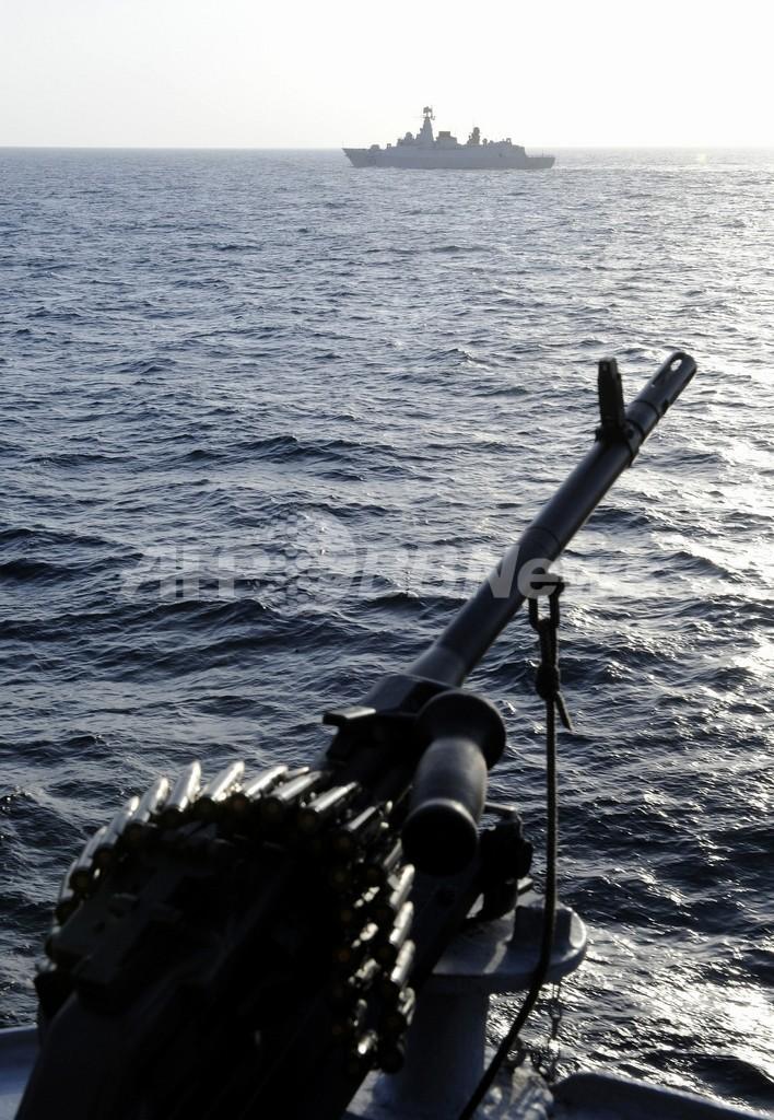 「民間船を武装させろ」、過激な海賊対策を米議員が提唱