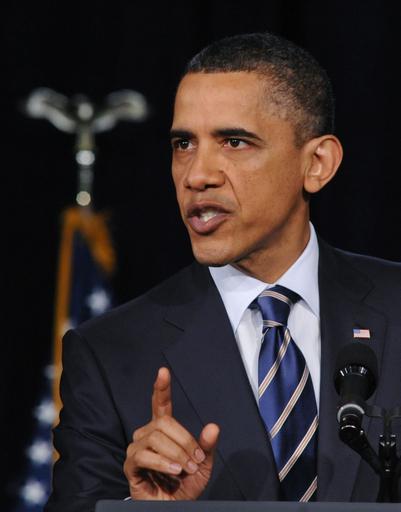 オバマ大統領、財政再建案を発表 財政赤字4兆ドル削減