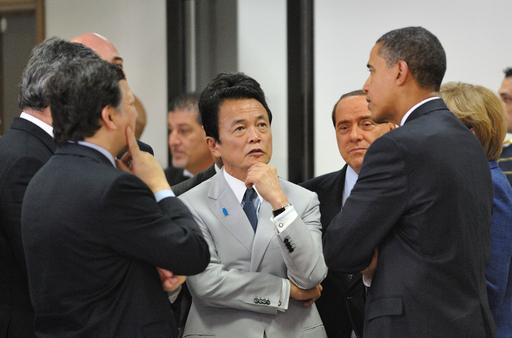 イランに「深刻な懸念」、北朝鮮を「最も強い表現で非難」 G8首脳宣言