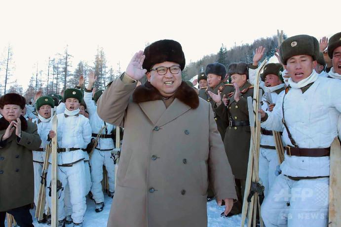 北朝鮮に「最強の制裁」、国連安保理で採択 石炭輸出に上限