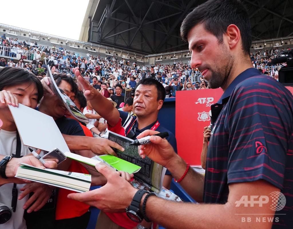 ジョコビッチが東京五輪に意欲、暑さへの対策は早めの来日