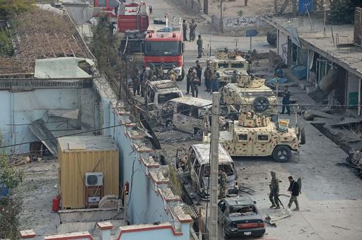 アフガンでNGO事務所襲撃、職員7人死傷 ISが犯行声明
