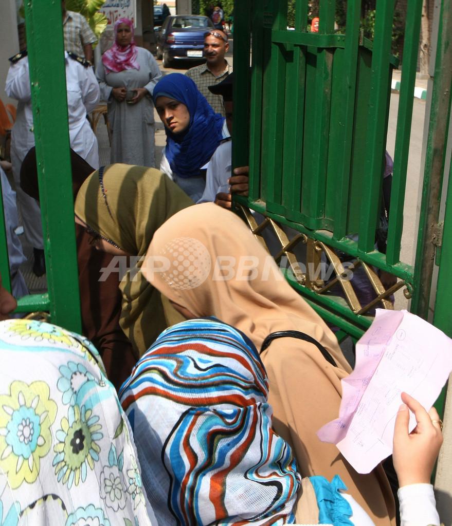 原理主義的?「顔まで覆う女性」にエジプト当局が危機感