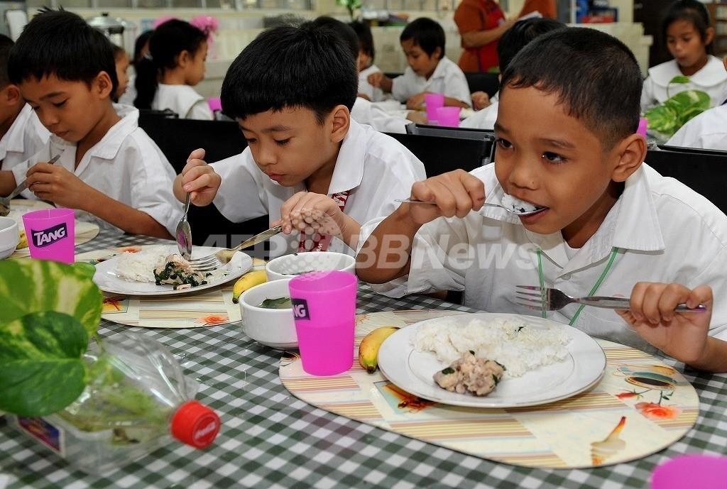 子どもの食事とIQに関連性、健康志向の食事で有意に高く 英研究