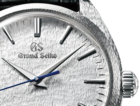 ENGINE編集部が選ぶワン&オンリーの新作時計【グランドセイコー】
