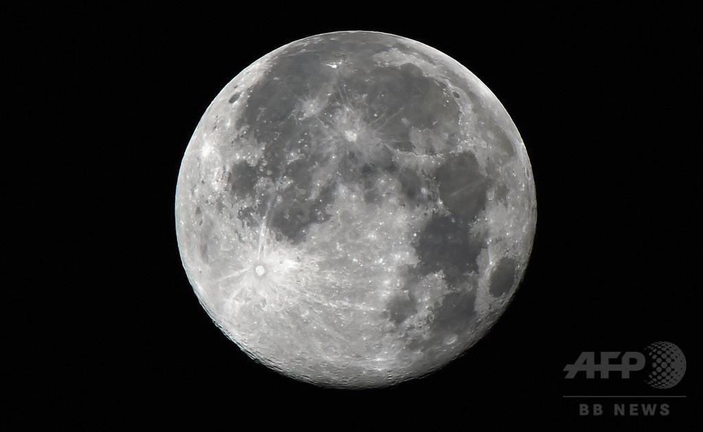 月がレモン形をしている謎、ついに解明か