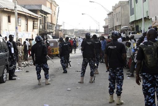 村人21人を生きたまま焼き殺す、自警団への報復か ナイジェリア