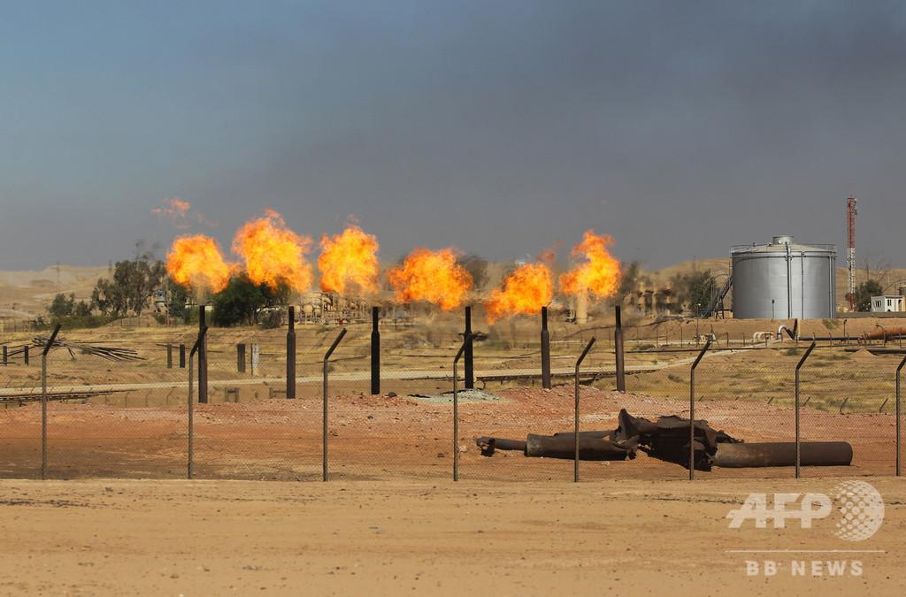 「汚染ゼロ」水素を原油から抽出、気候変動の突破口となるか