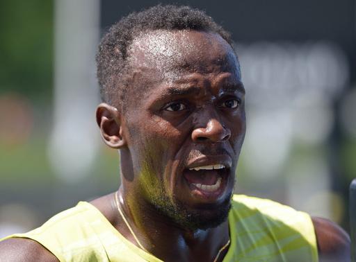 ボルト、ジャマイカ選手権の100メートル出場を回避