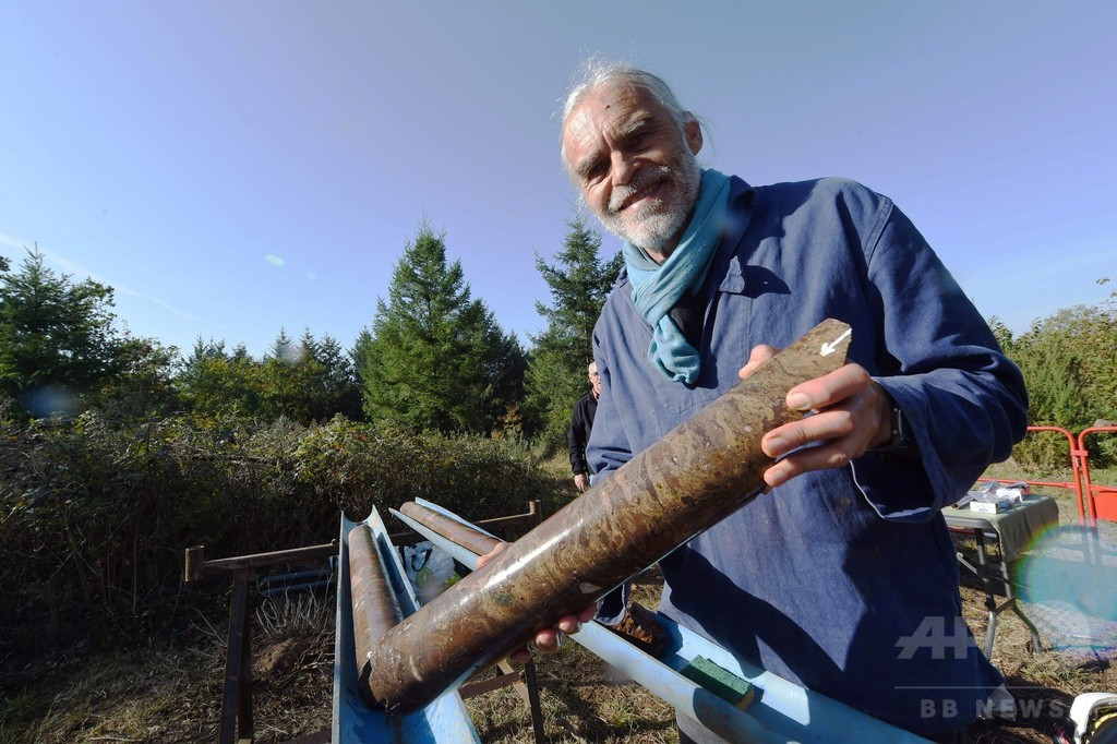 宇宙の謎、解決のカギは足の下に 仏「隕石痕」掘削調査