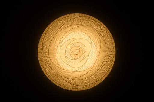 「建築空間に生きる和紙造形の創造」に取り組む、話題のアーティストのライトオブジェを一堂に。「堀木エリ子展ー和紙灯りのオブジェー」、4月24日(水)から5月6日(月)まで新宿高島屋10階美術画廊で開催