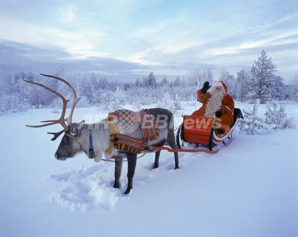 サンタクロースの自宅はキルギス、プレゼント配達スピードは34マイクロ秒