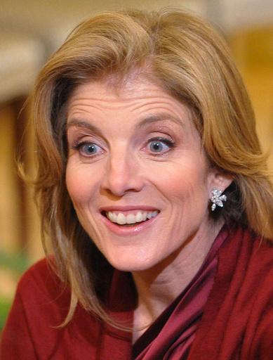 次期駐日大使に故ケネディ大統領の長女が有力、米政府関係者