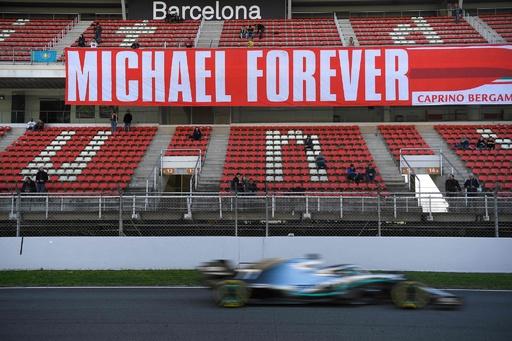 【写真特集】F1第2回バルセロナ合同テスト2日目