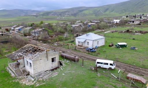 ナゴルノカラバフの戦闘、アゼルバイジャン軍と停戦合意