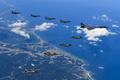 米軍機が北朝鮮沖を飛行 「今世紀では最も北まで」 けん制は新段階へ