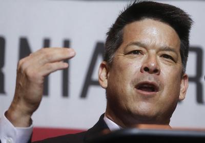 米中間選挙の下院選、カリフォルニアで民主党が勝利 40議席増