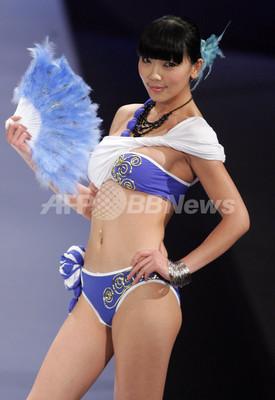 <中国ファッション・ウィーク>水着ショーが開催 - 中国