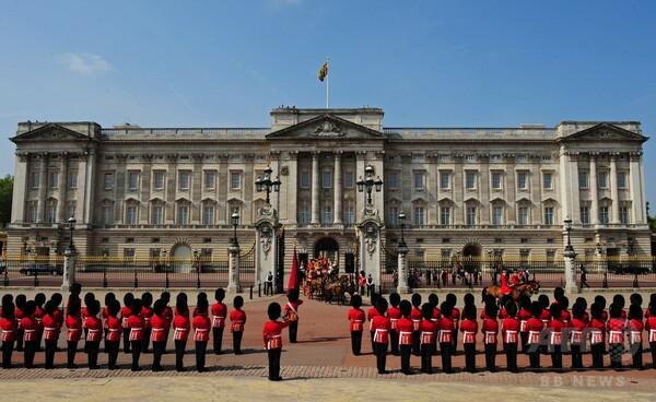 米グーグル、英バッキンガム宮殿内のバーチャルツアー開始