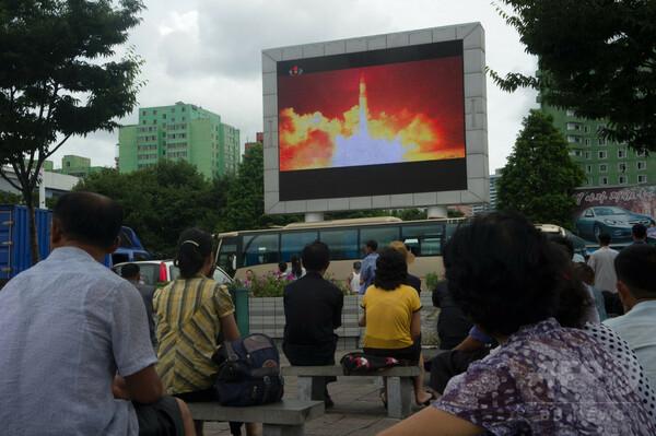 北朝鮮が人工衛星の打ち上げ準備か、韓国紙