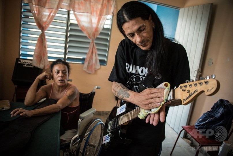 自らHIV感染したキューバのパンクス「フリキス」の現在