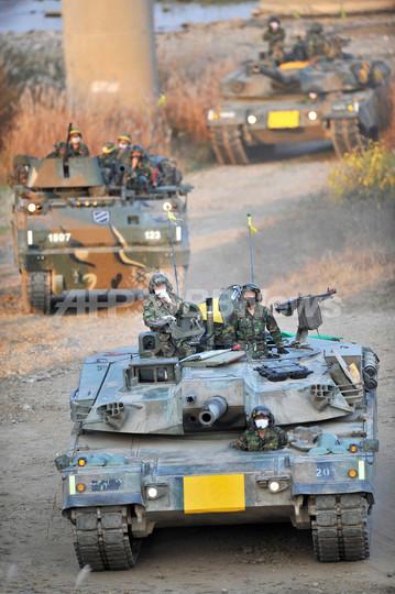 米韓、北朝鮮有事の軍事対応計画...