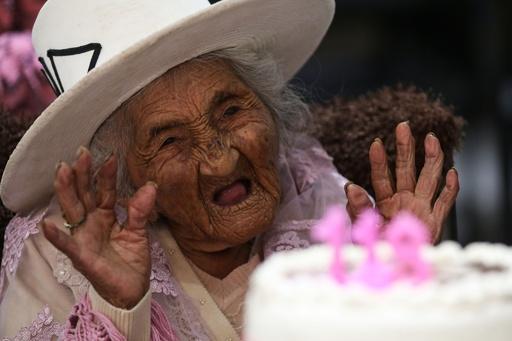 ボリビア最高齢女性が118歳に 世界最高齢の可能性も