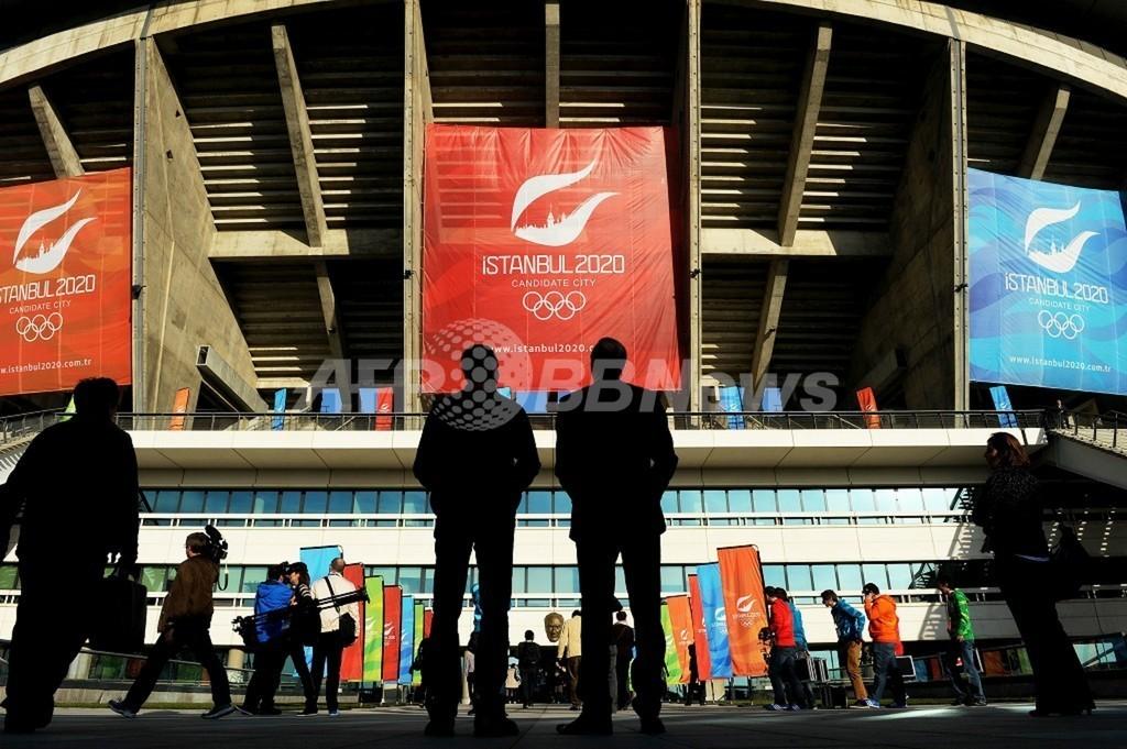 反政府デモ「五輪に影響なし」とトルコ招致委、IOC委員2人は懸念表明