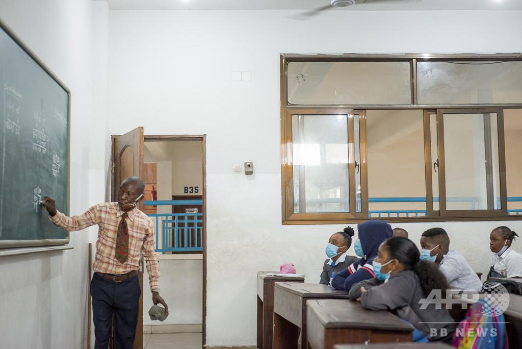 コロナ後も女子1100万人学校戻れず、ユネスコ推計