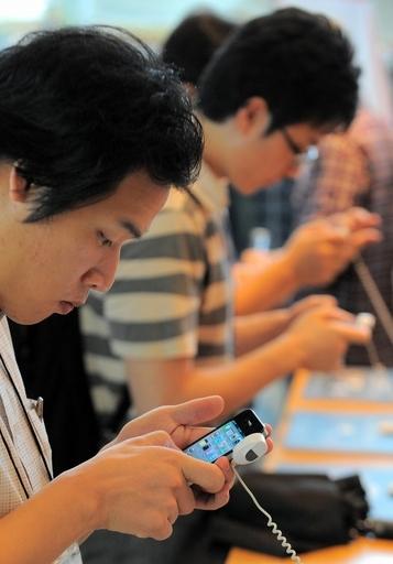 「バーチャル彼女」からビデオ電話が来る、韓国で人気のiPhoneアプリ