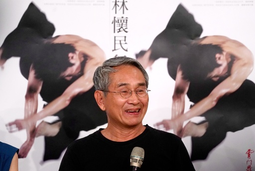 著名舞踊家・林懐民、引退前最後の野外公演 11月から引退公演も