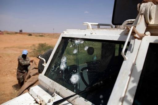 NGO事務所にロケット弾、1人死亡 治安悪化のスーダン・ダルフール