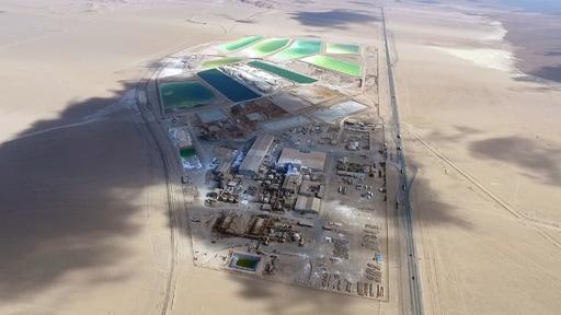 中国の天斉リチウム、チリSQMの株式の24%を取得へ