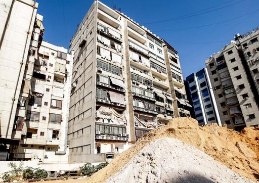 墜落したドローンに「爆発物」ヒズボラ発表、イスラエル関与か?