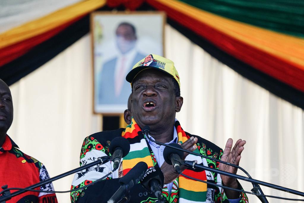 経済面で難題抱えるジンバブエ、大統領が宇宙機関の設置を表明
