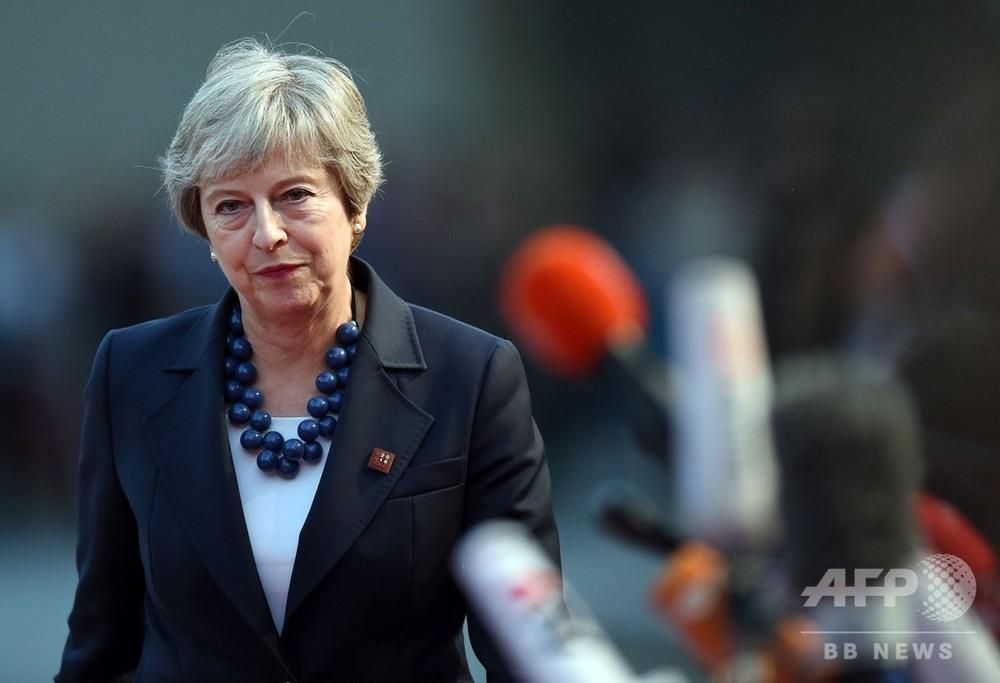 英国とEU、ブレグジット交渉で互いに譲歩求め対立