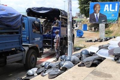 ガボン憲法裁判所、現職大統領の再選支持