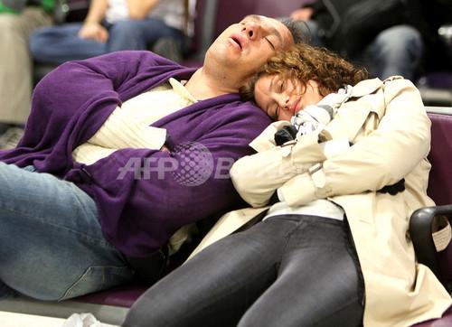 睡眠不足で遺伝子発現に悪影響、研究結果