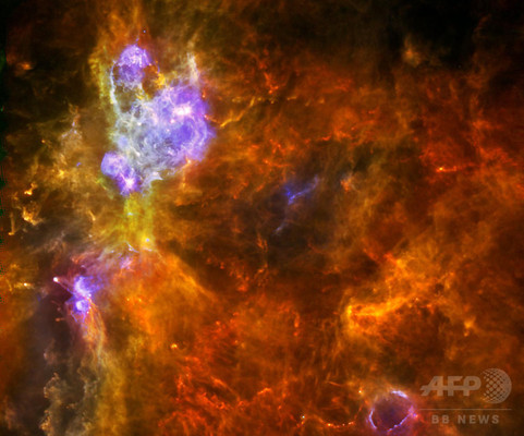 ホーキング博士、地球外の知的生命体探査 史上最大の計画を発表