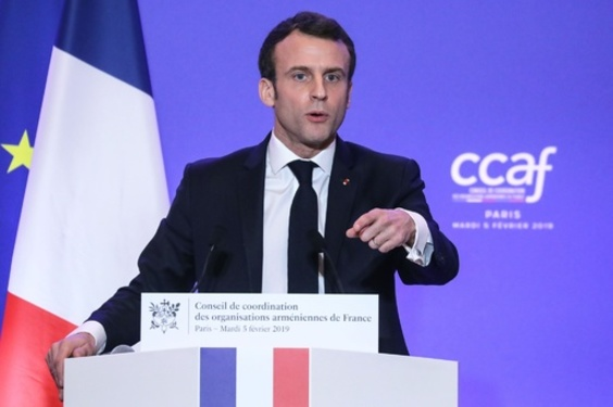 フランス、アルメニア人ジェノサイド記念日を制定へ